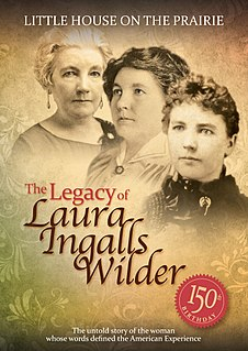 <i>Little House on the Prairie: The Legacy of Laura Ingalls Wilder</i> 2015 film by Dean Butler