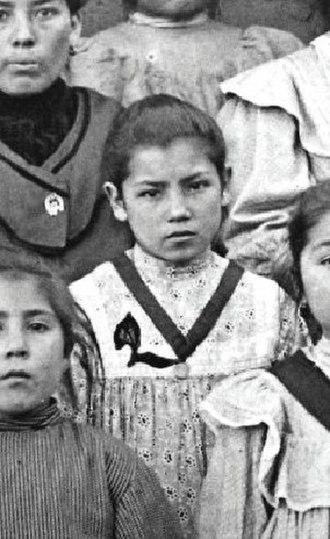 Laura Vicuña - Image: Laura Vicuña