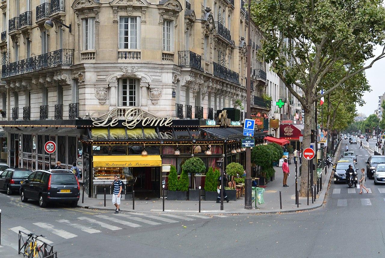 Caf Ef Bf Bd Le Dome Paris