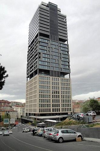Le Méridien - Le Méridien Istanbul Etiler Hotel