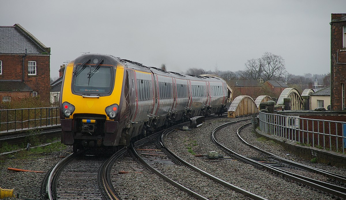 British Rail Class 221