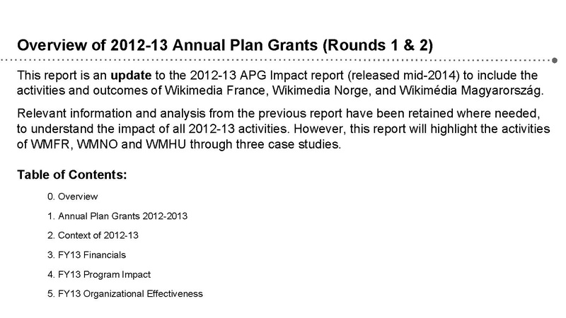 File:Learning and Evaluation. APG Impact 2012-13.pdf