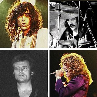 Led Zeppelin English rock band