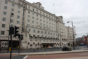 Queens Hotel, Leeds - Queens Hotel, City Square