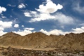 Leh city as seen from palace.png