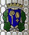 Leipzig Reichsgericht Sitzungssaal Wappen Marienwerder.jpg
