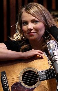 Lene Marlin guitar (cropped).jpg