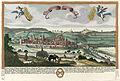 Leopold Ravensburg von Westen c1730 koloriert.jpg