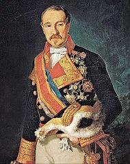 Retrato de Leopoldo O´Donnell