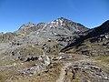 """Les Attelas sight toward """"Mont Gelé"""" on fall - panoramio.jpg"""