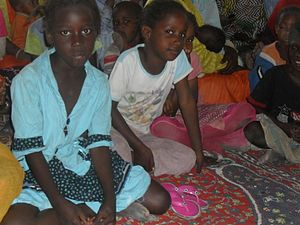 Haratin - In Mauritania, the use of Haratin girls as servants has attracted activists.