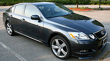 lexus gs wikipedia. Black Bedroom Furniture Sets. Home Design Ideas