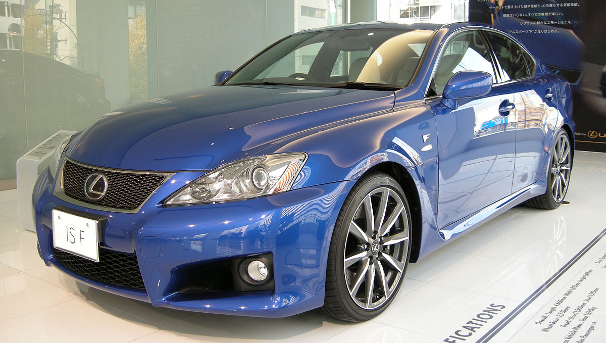 Lexus Is 350 >> لكزس آي إس إف - ويكيبيديا، الموسوعة الحرة