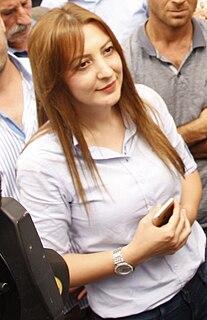 Leyla İmret Turkish politician