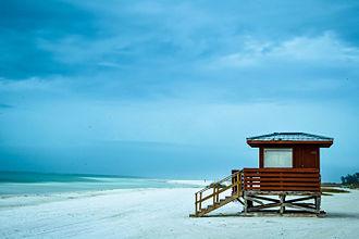 Lido Key - Lido Beach, 2015