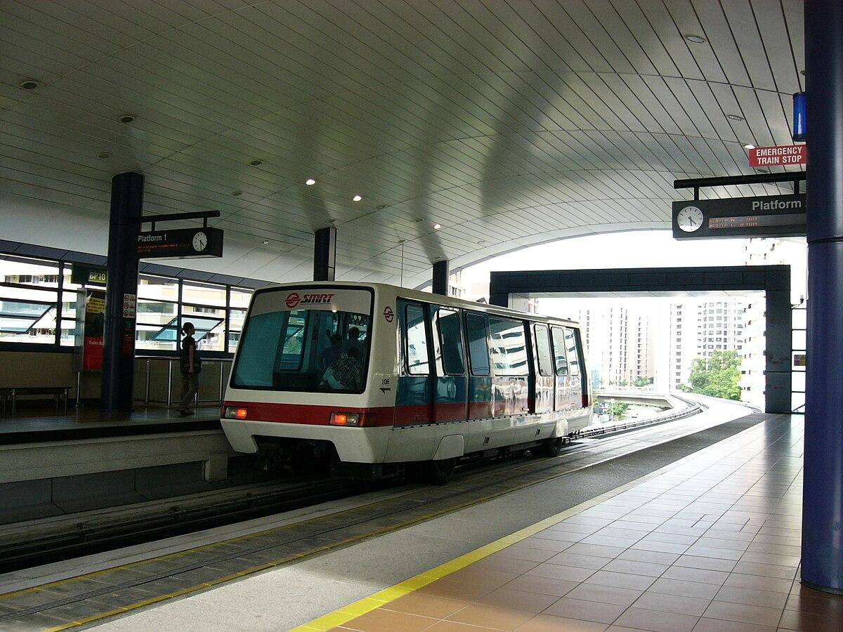 Fajar LRT station - Wikipedia