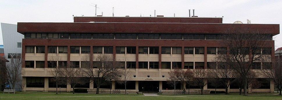 Link Hall, Syracuse University