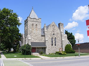 Listowel, Ontario - Christ Church (Anglican)