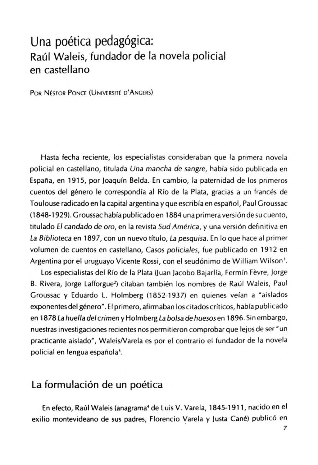 Página:Literatura policial en la Argentina. Waleis, Borges, Saer.djvu ...