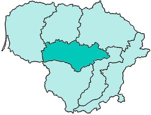 Roman Catholic Archdiocese of Kaunas - Image: Lituania Arcidiocesi di Kaunas