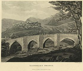 Llangollen Bridge