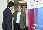 Llegada de Roberto Azevedo, director general de la Organización Mundial del Comercio (44285310950).jpg