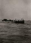 Lloyd Tanker Bruce Hudson, Adrift, Lake Erie, 1936.jpg