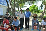 Local duck farmers discuss implementation of biosecurity standards in Can Tho (14239825601).jpg