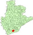 Localización de Begues - Barcelona.png