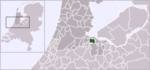 Location of Weesp