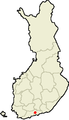 Location of Pornainen in Finland.png