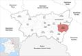 Locator map of Kanton Gérardmer.png