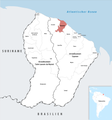 Locator map of Sinnamary 2018.png