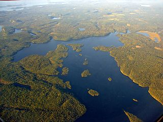 Loch Lomond (Thunder Bay District) lake in Thunder Bay District, Ontario, Canada