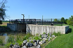 Lock Fourteen on the Miami and Erie Canal