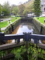 Lock on the Rochdale Canal at Bacup Road - geograph.org.uk - 1550709.jpg