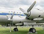 Lockheed L-1049 G Super Constellation (D-ALEM), Parque de visitantes, Aeropuerto de Múnich, Alemania, 2012-05-27, DD 01.JPG