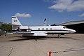 Lockheed L-1329 JetStar II RSide CFM 7Oct2011 (15138571888).jpg