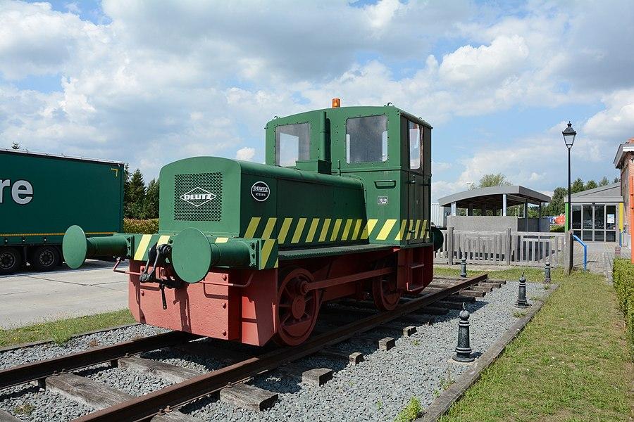 Locomotief Suikerfabriek, Moerbeke