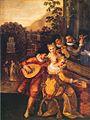 Lodewijk Toeput - Concert in a villa courtyard.jpg
