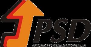 Alberto João Jardim - Image: Logo PSD cor