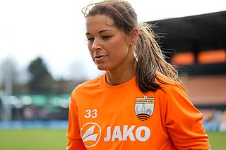 Rachel Unitt English international association football defender