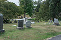 Looking S at ranges A-B-C - Glenwood Cemetery - 2014-09-19.jpg
