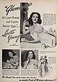 Loretta Young - Lux Toilet Soap, 1945.jpg