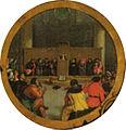 Lotto, madonna del rosario 07 cristo tra i dottori.jpg
