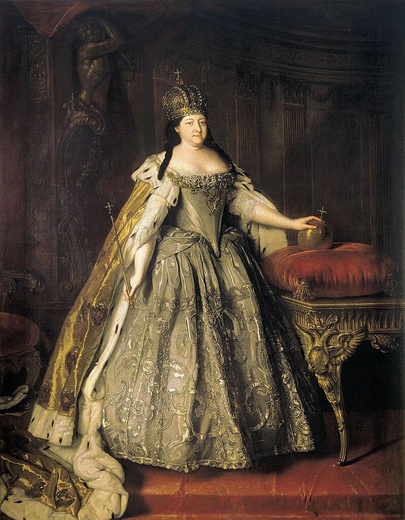Императрица занималась сексом со слугами