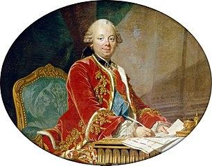 Étienne-François, Duke of Choiseul-Stainville (1719-1785)