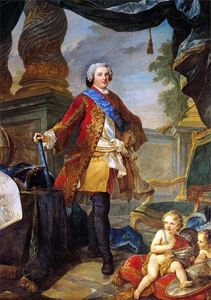 Fichier:Louis de France, Dauphin par Charles-Joseph Natoire, 1747.jpg