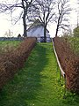 Louns church bell ringer path - panoramio.jpg