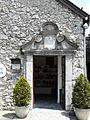 Lourdes château portail.JPG